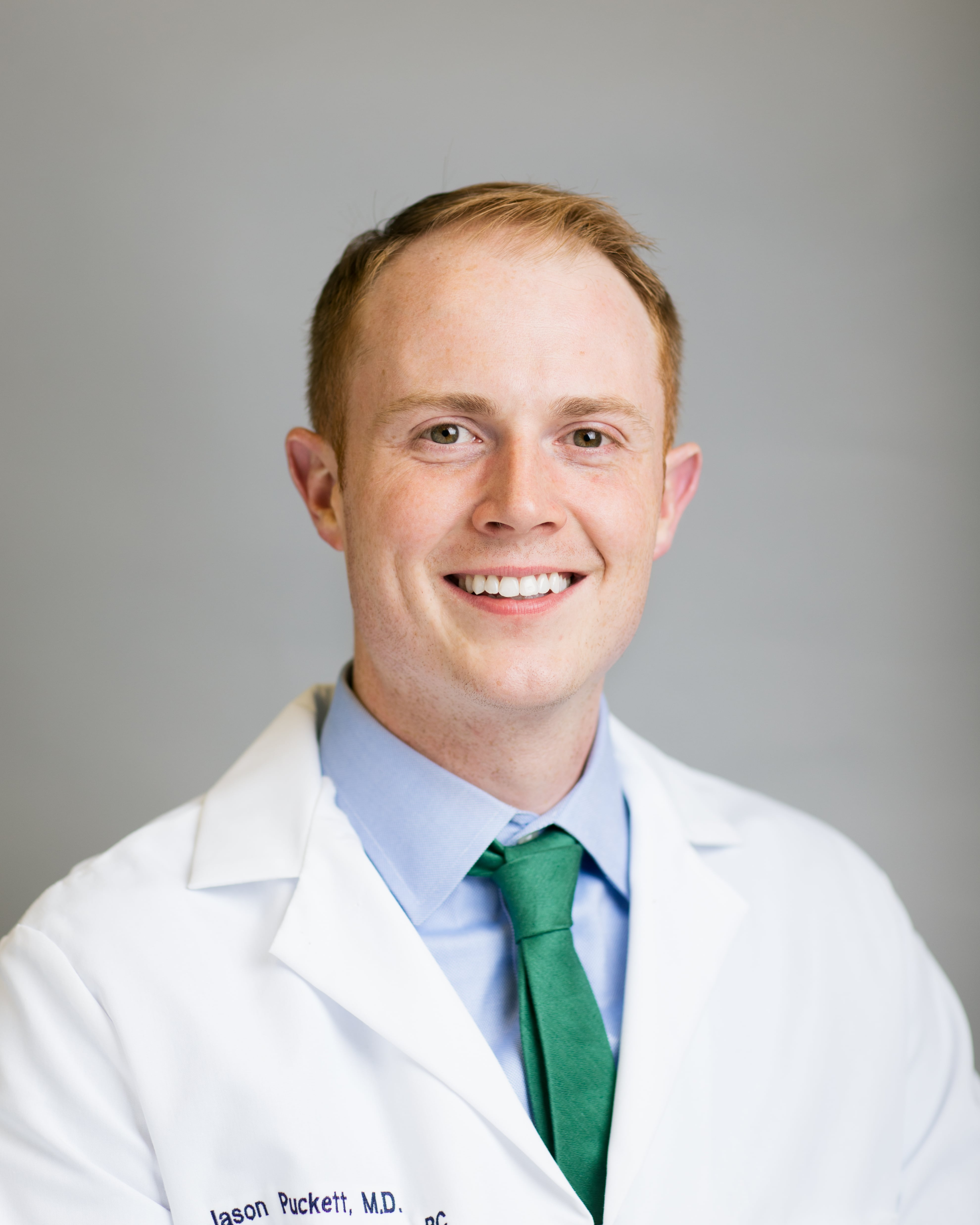 Jason S. Puckett, M.D.